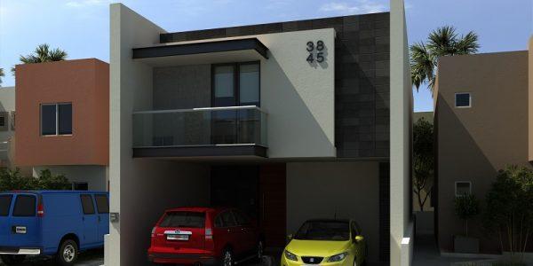 Casa barata en toluca usa un infonavit propiedades for Fachadas modernas para casas de infonavit